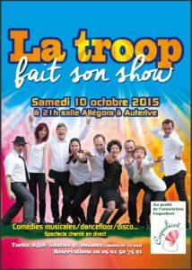 La Troop 10-10-2015