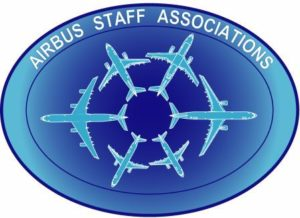 Logo Airbus Staff Association