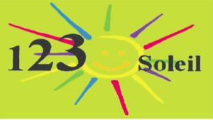 Logo Association 1,2,3 Soleil