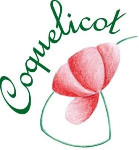 LOGO Association Coquelicot Auterive